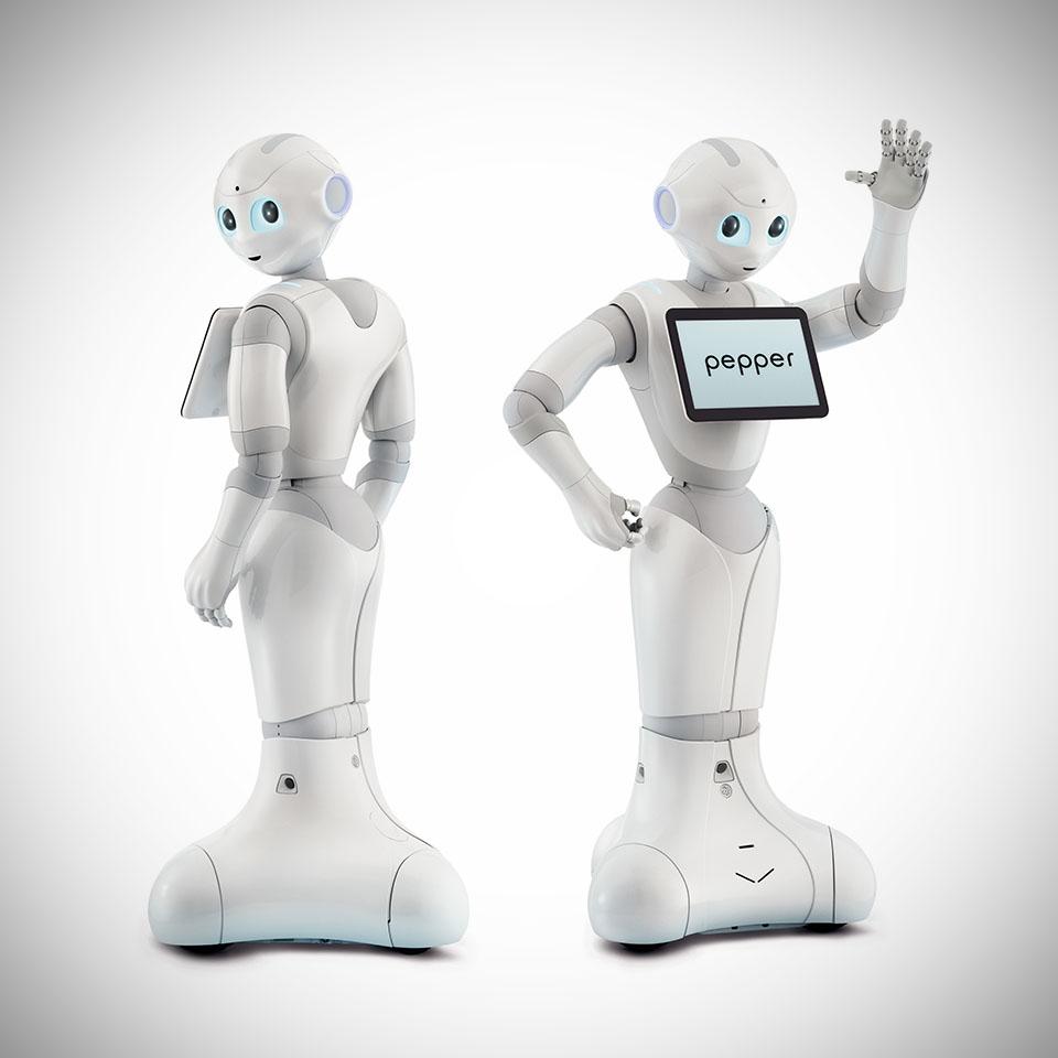 Pepper-Personal-Robot